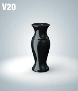 ваза из гранита V20
