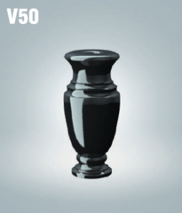 ваза из гранита V50