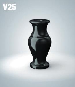 ваза из гранита V25