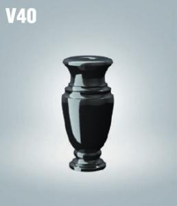 ваза из гранита V40